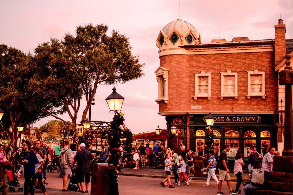 Drinking at Disney- UK Overview